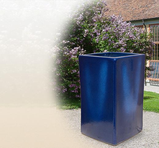 blumenk bel antik design hoch eckig rund antike grosse blau. Black Bedroom Furniture Sets. Home Design Ideas