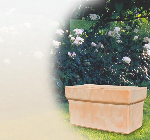 blumenk bel terrakotta keramik stein ton steinzeug steinguss rot braun. Black Bedroom Furniture Sets. Home Design Ideas