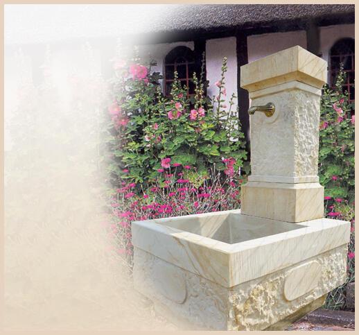 gartenbrunnen solar. Black Bedroom Furniture Sets. Home Design Ideas