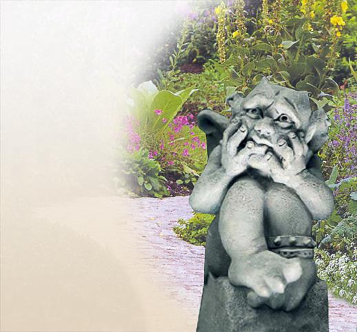 Devonshire gargolye gargoyles fotos sandstein for Figuren aus sandstein