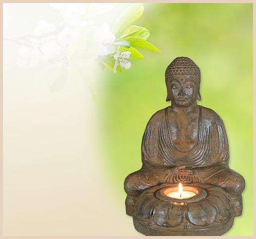 thail ndische buddha figuren. Black Bedroom Furniture Sets. Home Design Ideas