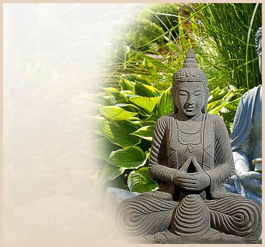 garten buddha figur. Black Bedroom Furniture Sets. Home Design Ideas