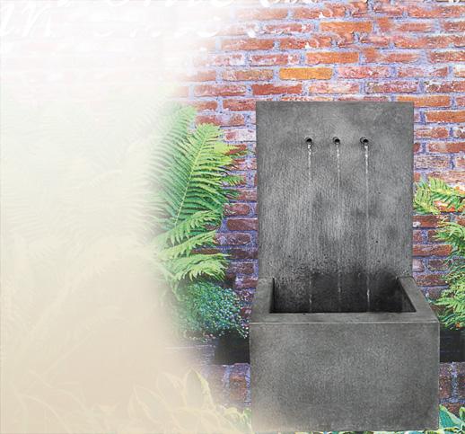 Gartenbrunnen aus zink kaufen online shop - Kleiner gartenbrunnen ...