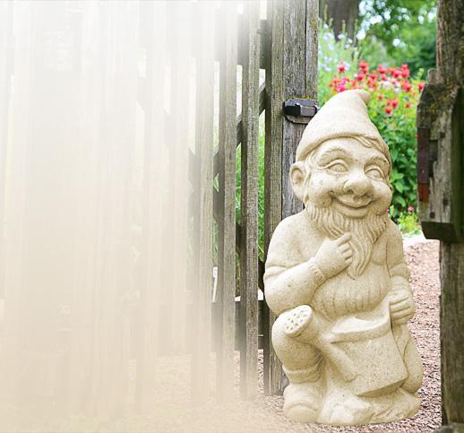 Gartenzwergen aus steinguss kaufen online shop for Gartenfiguren aus steinguss