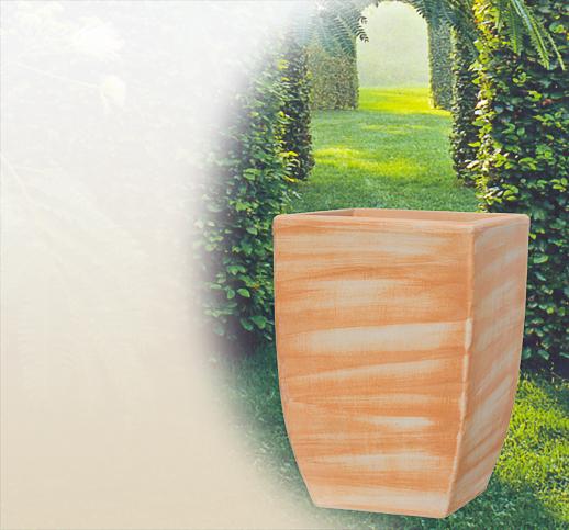 moderne terrakottat pfe f r den garten handel versand. Black Bedroom Furniture Sets. Home Design Ideas