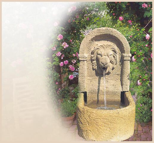 bauanleitung für einen gartenbrunnen, Terrassen ideen