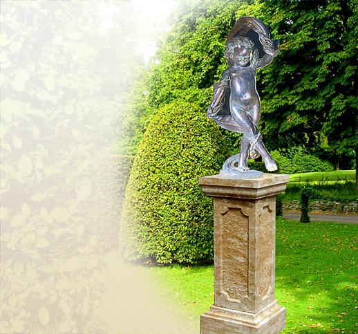 bronze skulptur f r den garten auguste rodin kaufen. Black Bedroom Furniture Sets. Home Design Ideas