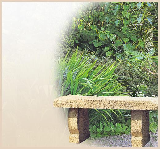 Gartenbank aus stein online kaufen - Gartenbank aus stein ...
