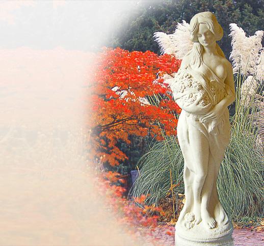 Stilvolle figuren bilder katalog kunst beton for Gartendeko figuren gunstig