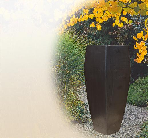 Pflanzamphoren terracotta keramik terrakotta stein for Gartenskulpturen aus ton