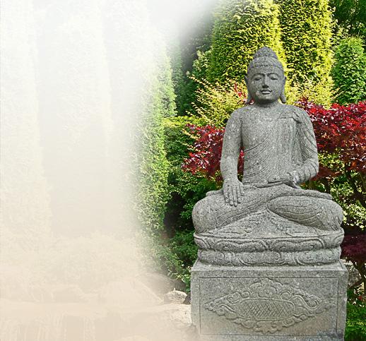 Thai Buddha Figuren